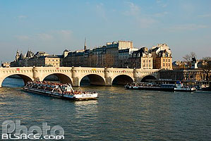 Photo : Le Pont Neuf, Paris (75)