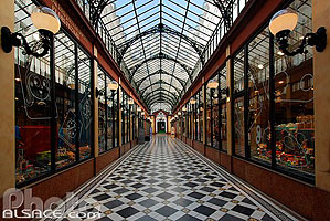 Passage des Princes, Paris (75), Ile-de-France, France