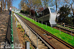Photo : Funiculaire, Montmartre, Paris (75)