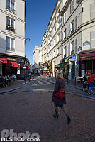 Photo : Place de la Contrescarpe, Paris (75)