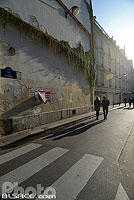 Photo : Rue des Irlandais, Paris (75)