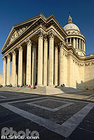 Photo : Panthéon, Place du Panthéon, Paris (75), Ile-de-France, France