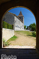 Photo : Eglise de Gramont, Tarn-et-Garonne (82)
