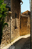 Photo : Village de Lacoste, Parc naturel régional du Luberon, Vaucluse (84)