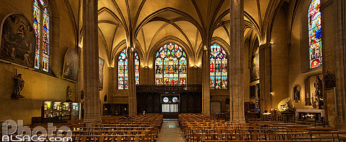 Photo : Eglise Saint Michel des Lions, Limoges, Haute-Vienne (87)