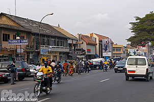 Photo : Circulation à cotonou, Bénin
