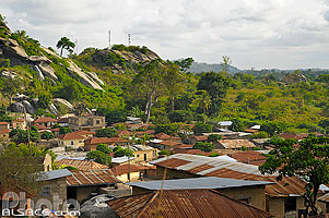 Photo : Dassa-Zoumé, Collines, Bénin, Collines, Bénin