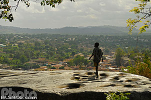 Photo : Dassa-Zoumé, Collines, Bénin