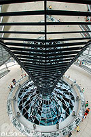 Photo : Coupole du Reichstag, Berlin, Allemagne, , Allemagne