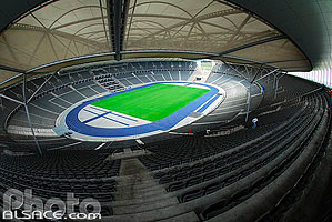 Photo : Olympiastadion (Stade olympique), Berlin, Allemagne, , Allemagne