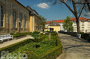 Photo : Bayreuth, Bavi�re, Allemagne