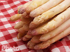 Photo : Asperges d'Alsace