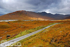 Photo : Kinloch Hourn, Highlands, Scotland, United Kingdom