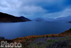 Loch Quoich, Highlands, Scotland, United Kingdom