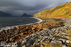 Loch Scavaig, Elgol, Isle of Skye, Highlands, Scotland, United Kingdom, Highlands, Scotland