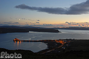 Photo : Uig Bay, Uig, Isle of Skye, Highlands, Scotland, United Kingdom