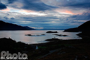 Photo : Loch Hourn, Highlands, Scotland, United Kingdom