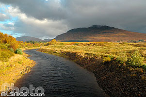 Photo : River Pattack, Glen Spean, Highlands, Scotland, United Kingdom