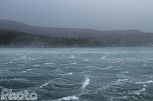 Photo : Tempête sur le Loch Shieldaig, Wester Ross, Highlands, Scotland, United Kingdom
