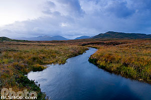 Photo : Dundonnell River et Sgurr Mor, Wester Ross, Highlands, Scotland, United Kingdom