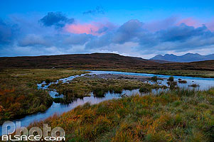 Photo : Dundonnell River et An Teallach, Wester Ross, Highlands, Scotland, United Kingdom