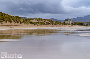 Photo : Balnakeil Bay, Durness, North West Sutherland, Highlands, Scotland, United Kingdom