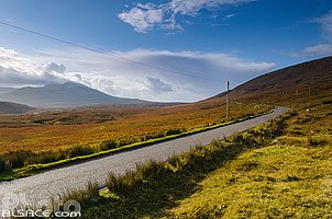 Route A838 (North Coast 500), North West Sutherland, Highlands, Scotland, United Kingdom