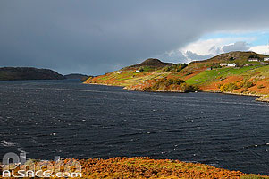 Photo : Loch Inchard, Rhiconich, North West Sutherland, Highlands, Scotland, United Kingdom