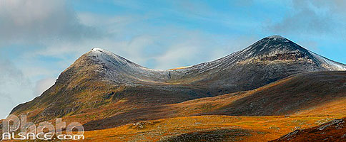 Photo : Cul Mor, Elphin, North West Sutherland, Highlands, Scotland, United Kingdom