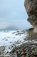 Photo : Loch Scavaig et Cuillin Hills, Elgol, Isle of Skye, Highlands, Scotland, United Kingdom