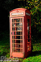 Photo : Telephone, Connel, Argyll and Bute, Strathclyde, Scotland, United Kingdom