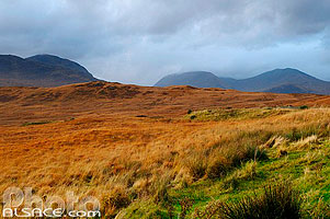 Photo : Black Mount, Argyll and Bute, Strathclyde, Scotland, United Kingdom