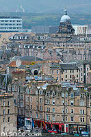 Photo : Jeffrey Street, Edinburgh, Lothian, Scotland, United Kingdom