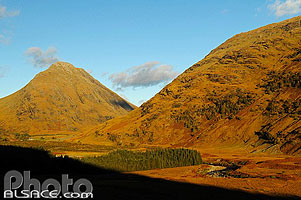 Stob na Broige, Glen Etive, Highlands, Scotland, United Kingdom