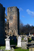 Photo : Cathédrale d'Elgin, Moray, Highlands, Scotland, United Kingdom
