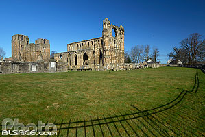 Cathédrale d'Elgin, Moray, Highlands, Scotland, United Kingdom