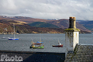 Ullapool, Wester Ross, Highlands, Scotland, United Kingdom