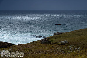 Photo : Point of Stoer, North West Sutherland, Highlands, Scotland, United Kingdom
