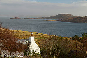Photo : Badentarbat Bay, Achiltibuie, Wester Ross, Highlands, Scotland, United Kingdom