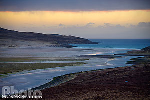 Photo : Achnahaird Bay, Wester Ross, Highlands, Scotland, United Kingdom