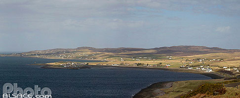Photo : Loch Ewe, Aultbea, Wester Ross, Highlands, Scotland, United Kingdom