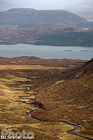 Allt  a' chumhaing, Applecross, Highlands, Scotland, United Kingdom