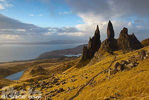 Old Man of Storr, Isle of Skye, Highlands, Scotland, United Kingdom, Higlands, Scotland