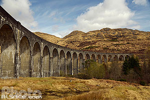 Photo : Viaduc de Glenfinnan, Inverness-shire, Highlands, Scotland, United Kingdom