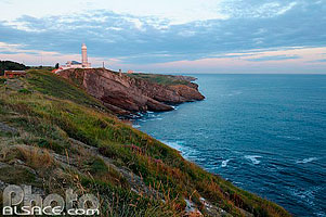 Photo : Faro de Cabo Mayor, Santander, Cantabria, España