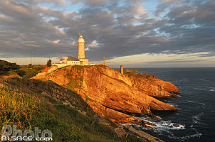 Photo : Faro de Cabo Mayor, Santander, Cantabria, Spain, Cantabria, España
