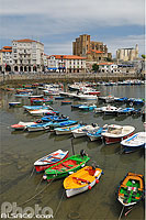 Photo : Castro Urdiales, Cantabria, Spain