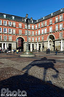 Photo : Plaza Mayor, Madrid, España, Comunidad de Madrid, España