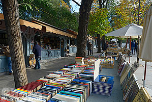 Photo : Libraires, Calle Claudio Moyano, Madrid, España