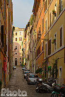 Photo : Via Cimarra, Quartier de Monti, Rome, Latium, Italie